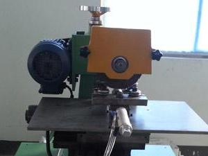 Makinë lustruese për unazën SWG