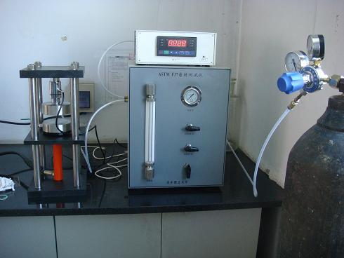 Makineri për testimin e ngushtësisë së ajrit