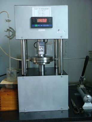 Testimi i ngushtësisë së ajrit me presion të lartë 20T